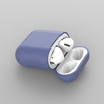 Silica Gel Case für Airpod 2/1 - Blau