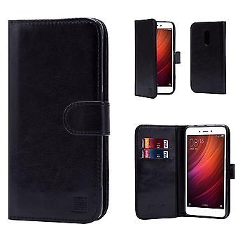 32nd Book Wallet case for Xiaomi Redmi Note 4 - Black