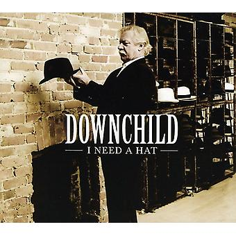 Downchild - j'ai besoin d'une importation USA Hat [CD]