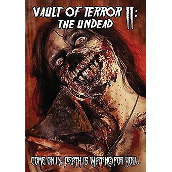 Vault of Terror II: The Undead [DVD] USA import