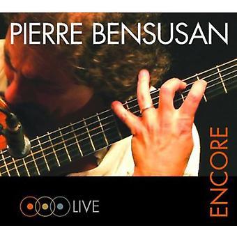 Pierre Bensusan - Encore-Live [CD] USA import
