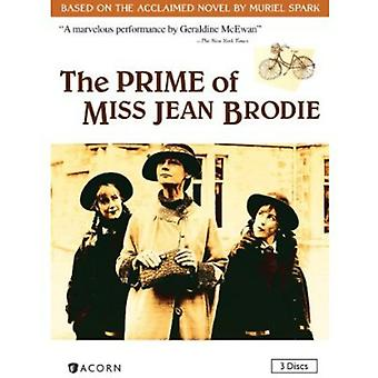 Prime of Miss Jean Brodie [DVD] USA import