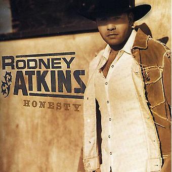 Rodney Atkins - eerlijkheid [CD] USA import