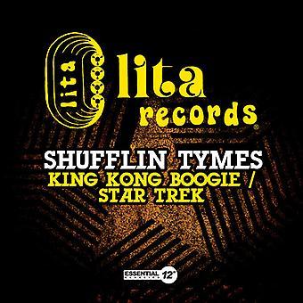 Shufflin Tymes - King Kong Boogie / import de USA de Star Trek [CD]
