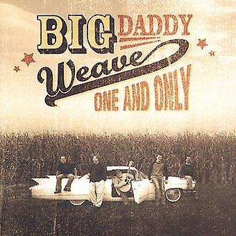 Big Daddy Weave - One & Only [CD] USA import