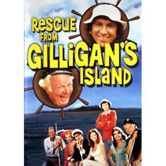 Rescue From Gilligan's Island [DVD] USA import