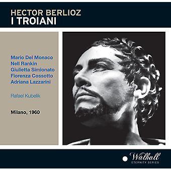 Berlioz / Rankin / La Scala Theatre Orchestra - I Troiani [CD] USA import