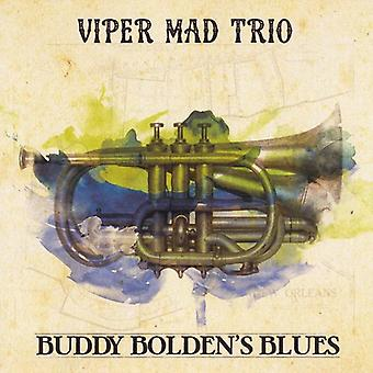 Viper gal Trio - Buddy understreger Blues [CD] USA importerer