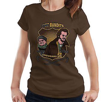 Sticky Bandits Home Alone Women's T-Shirt