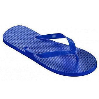 BECO zwembad Flip Flops - marineblauw