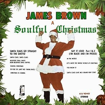 James Brown - Soulful Christmas [CD] USA import