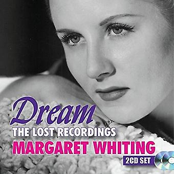 Margaret Whiting - Dream: The Lost Recordings [CD] USA import