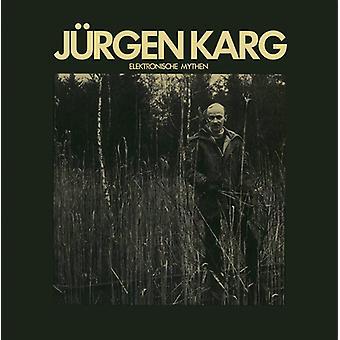 Jurgen Krag - Elektronische Mythen [CD] USA import