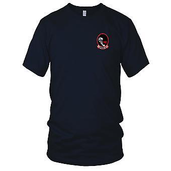 US Navy VA-12 Attack Squadron gestickt Patch - Herren-T-Shirt