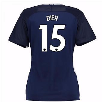 2017 / 18 Tottenham dame væk Shirt (Dier 15)