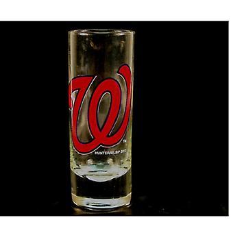"Washington Nationals MLB ""Hype"" Tall Shot Glass"