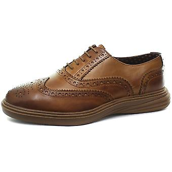 London Brogues Geoffrey Mens Oxford Brogue Shoes  AND COLOURS
