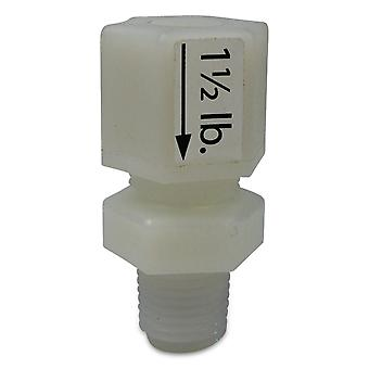 UltraPure 1008011 Compression Check Valve