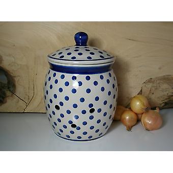 Løk potten 3 liter, ↑23, 5 cm, tradisjon 24, BSN 40118