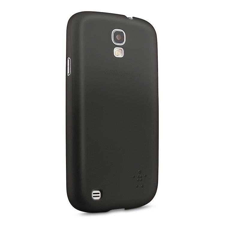 Belkin Micra Glam Matte Case Cover for Samsung Galaxy S4 Black