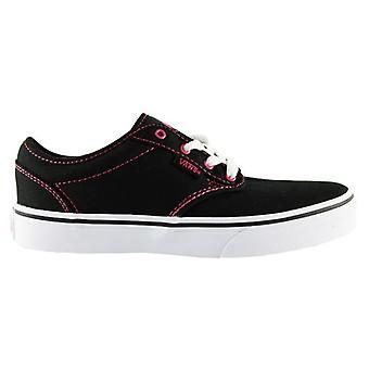 Vans chaussures Skate Vans Atwood toile noir rose 0000007179_0