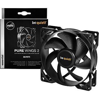 Thermaltake Pure vleugels 2 PWM PC ventilator zwart (W x H x D) 92 x 92 x 25 mm