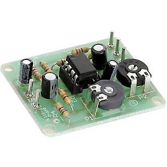 Conrad Components Pre-amp Assembly kit 9 V DC, 12 V DC