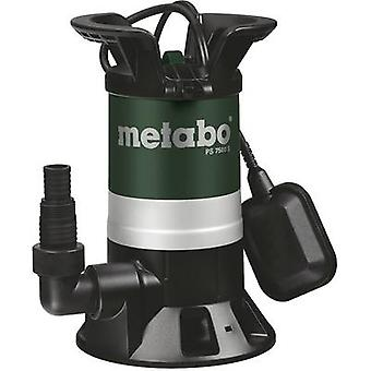 Metabo PS 7500 S 0250750000 Effluent sump pump 7500 l/h 5 m