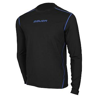 Bauer Basics Base Layer LS Top Bambini S17