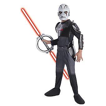 The Inquisitor Deluxe Kostüm Star Wars Rebels Original für Kinder