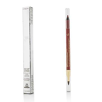 Lancome Le Lip Liner Waterproof Lip Pencil With Brush - #290 Sheer Raspberry - 1.2g/0.04oz