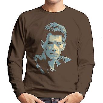 TV Zeiten Ian McKellen 1982 Herren Sweatshirt