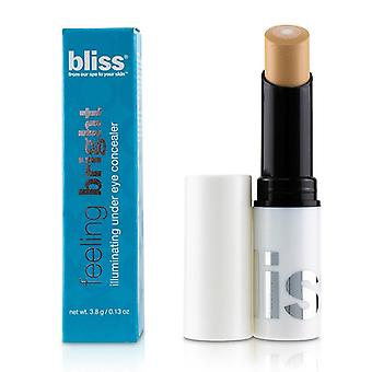 Bliss Feeling Bright Illuminating Under Eye Concealer - # Radiant Buff - 3.8g/0.13oz