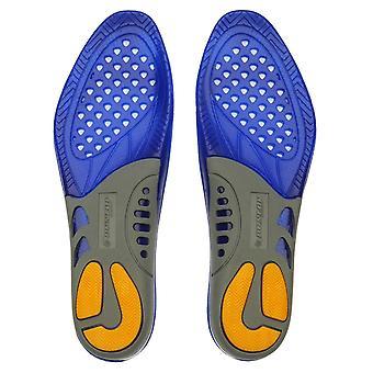 Dunlop Unisex Gel Arch sulor Silicon komfort fot fötter stöd skor sko