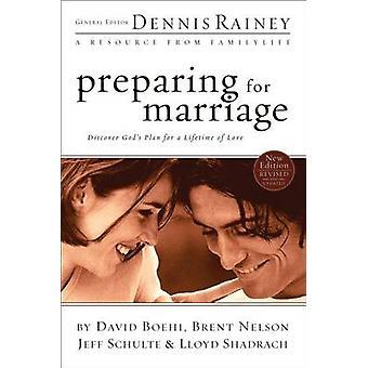 Forbereder ekteskap av Dennis Rainey - 9780764215506 bok