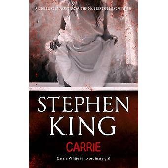 Carrie Stephen Kingin - 9781444720693 kirja