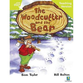 Skogshuggaren och björnen: Lime nivå (Rigby stjärna guidad)