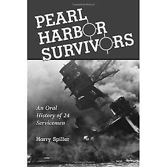 Pearl Harbor overlevende: En Oral History of 24 tjenestemenn