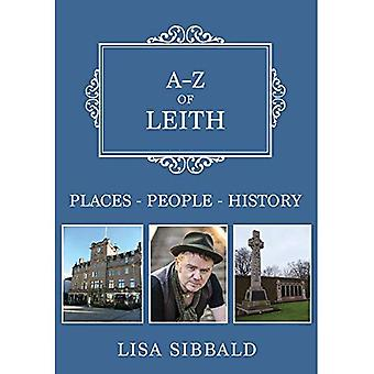 A-Z of Leith: Places-People-History (A-Z)