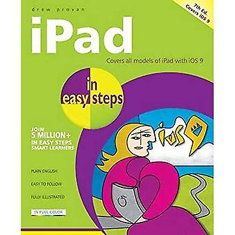 iPad in easy steps, 7th edition - covers iOS 9