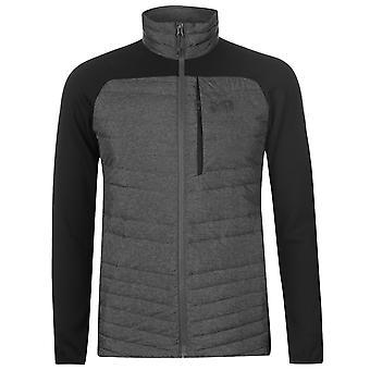 Millet Mens Hybrid Heel Lift Jacket Down Coat Top Long Sleeve Lightweight Zip