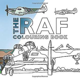 Das RAF Malbuch von The History Press - 9780750988919 Buch