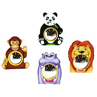 Animal Friends Mirror Set 4