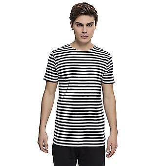 Urban Classics Men's T-Shirt Stripe