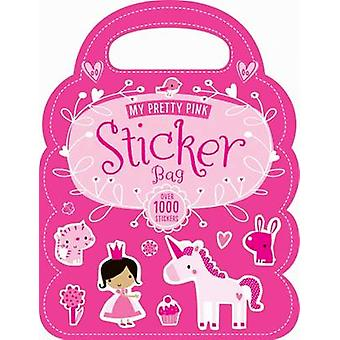 My Pretty Pink Sticker Bag by Make Believe Ideas - 9781783938537 Book