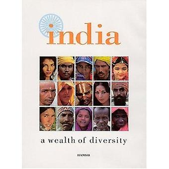India - A Wealth of Diversity - 9781870518611 Book