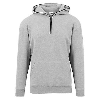 Urban Classics Men's Hooded Sweat Troyer