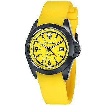 Swiss Eagle SE-9066-03 Heren Horloge