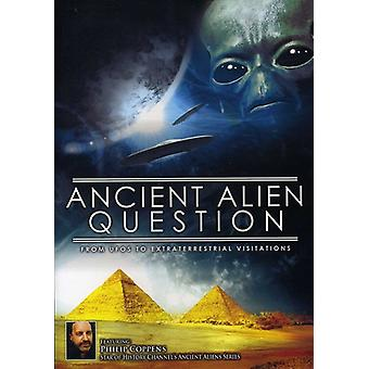 Ancient Alien Question: From Ufos to Extraterrestr [DVD] USA import