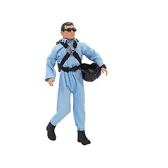 Action Man Pilot Deluxe Actionfigur